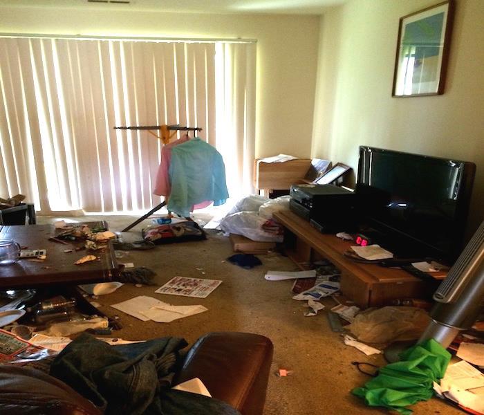 Farmington Hills Mi Apartments For Rent: SERVPRO Of Farmington & Farmington Hills Cleaning Before