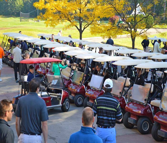 2014 Annual SERVPRO Golf Outing