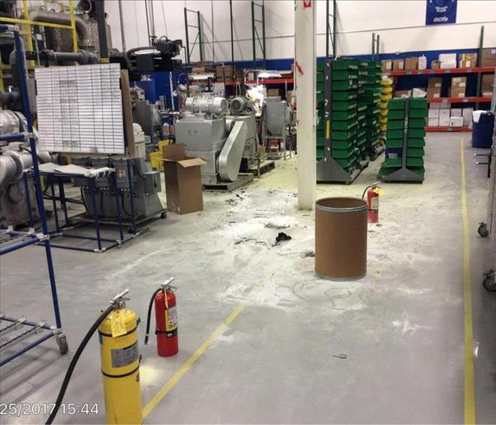 Fire Extinguisher Dust Clean-Up in Farmington Hills, MI