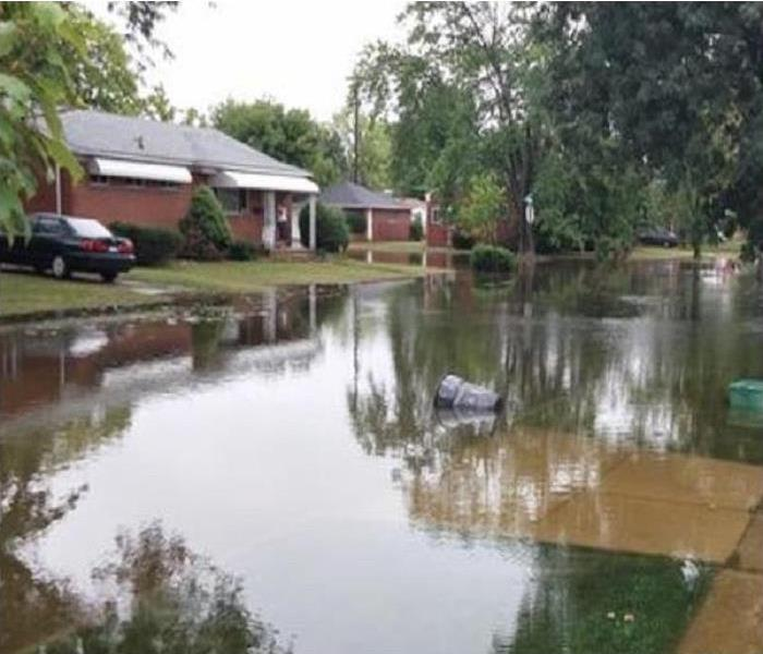 Water Damage Heavy rains result in Metro Detroit Flood Damage