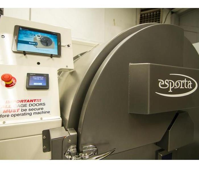 Esporta IS4000 Wash Machine System