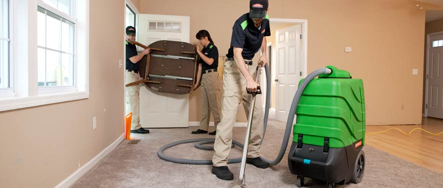 Farmington Hills, MI residential restoration cleaning